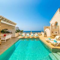 Cala en Porter Villa Sleeps 10 Pool Air Con WiFi