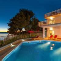 Magnificent Villa with Pool,Sea View,BBQ,Sauna