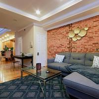 Brick 3BR Home in Trendy Neighborhood