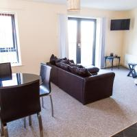 City Centre 2 Bedroom Ensuited Apartment Free Parking