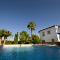 Altea Villa Sleeps 6 Pool WiFi