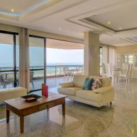 FANTASTIC BEACHFRONT 4-BDR BARRA B1-0016