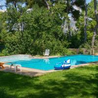Saint-Jean-Cap-Ferrat Villa Sleeps 7 Pool WiFi