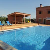 Fornells de la Selva Villa Sleeps 16 Pool Air Con