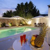 Racale Villa Sleeps 2 Pool Air Con WiFi