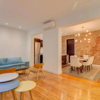 New Luxury Duplex Flat Madrid Center