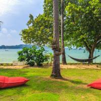 Beachfront Ao Yon villa by Lofty