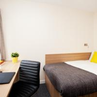 Cosy Hostel Student Rooms W/ Shared Kitchen in Aberdeen City Centre!