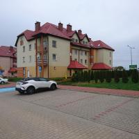 Apartament Boróweczka