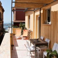 Appartamento con terrazza panoramica in Marina.