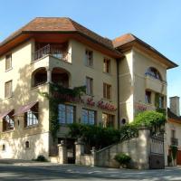 Hotel La Sablière, hotel in Kluisbergen