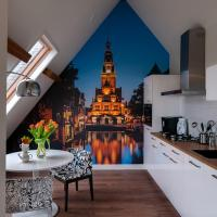 Penthouse city centre Alkmaar