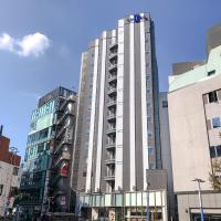 HOTEL UNIZO Yokohamaeki-West, hotelli Jokohamassa