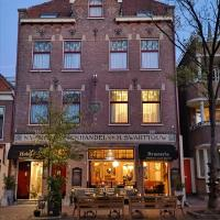 Hotel Johannes Vermeer Delft: Delft şehrinde bir otel