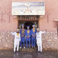 Maison D'Hôtes Restaurant Chez L'Habitant Amazigh