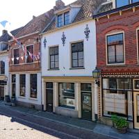 Rijksmonumentale stadswoning in Oranjestad Buren