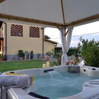 Il Fienile Villa Costanza with spa