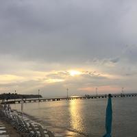 BY THE SEA, Agia Triada