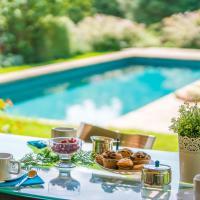 Campanet Villa Sleeps 4 Pool Air Con WiFi
