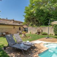 Monteriggioni Villa Sleeps 4 Pool WiFi