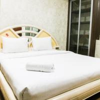 City View 3BR Apartment @ Sudirman Tower By Travelio