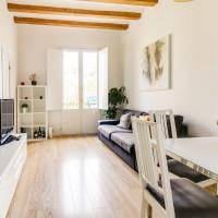 Luminous 2 bed in the heart of La Vila de Gracia