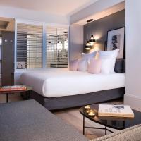 Hotel Flanelles Paris, ξενοδοχείο σε 17ο διαμ., Παρίσι
