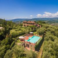 Porrione Villa Sleeps 14 Pool Air Con WiFi