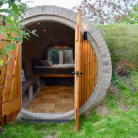 Hobbit-Style House in Bath