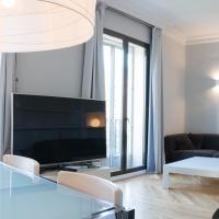 New Apartment Retiro Park 6pax