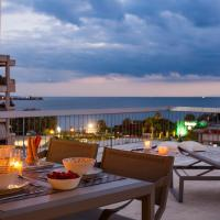 Penthouse with sea view & vast balkony - Athens Riviera