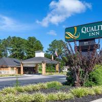 Quality Inn Petersburg-Fort Lee