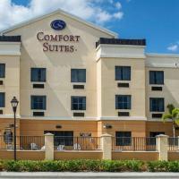 Comfort Suites Vero Beach I-95