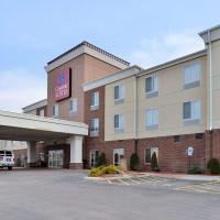 Comfort Suites Urbana Champaign, University Area