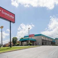 Econo Lodge Inn & Suites Joplin