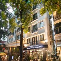 Hanoi L'Heritage Diamond Hotel & Spa, hotel in Hanoi