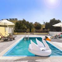 Los Algodones Cottage with Pool