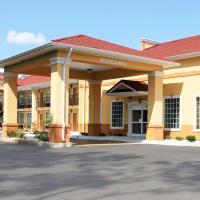 Quality Inn & Suites Greenville I-65
