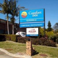Comfort Inn Glenfield, hotel in Toowoomba