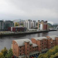 Week2Week Newcastle Quayside Apartment