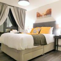 Comfy Birmingham City Center Apartment at Inge Street By HF Group