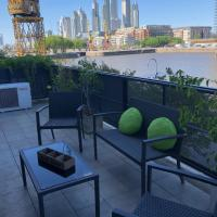Puerto Madero Warehouse Apartment