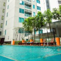 OYO Home 515 Summer Suites Residences 1BR Near Kl Tower