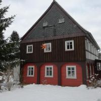 Oberlausitzer Ferienhaus Gebirgshäusl