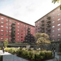 2bedroom apartment centrally located in Göteborg