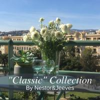 "Nestor&Jeeves - ""Riviera Vieux Nice"" - Old Town - Clear garden view"