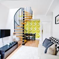 Unique Apartment 500m from Reading Station