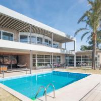 Luxury Beachfront Villa in Tarragona