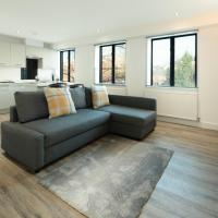 Reading City Centre Apartment, NHS staffs and key-workers welcome, 1 Bedroom Apartment, Upto 4 Guests , by Shepherd Serviced Apartments