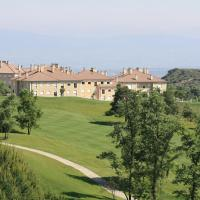 Apartamentos campo de golf